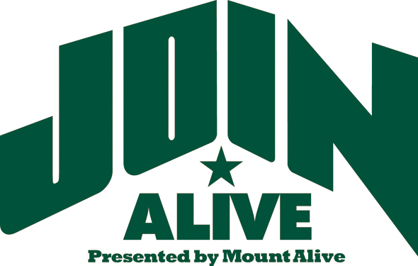 JOIN ALIVE