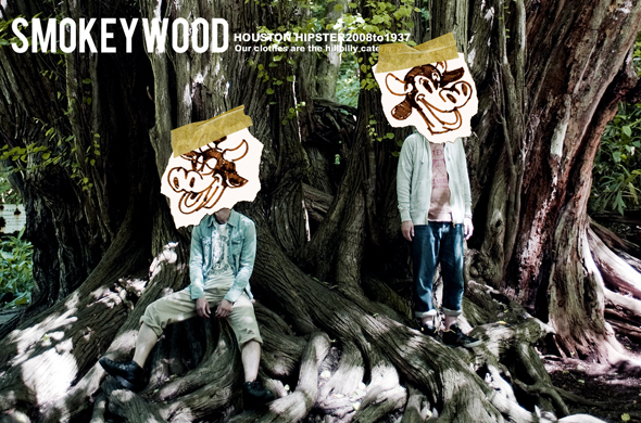 ブランド SMOKEYWOOD