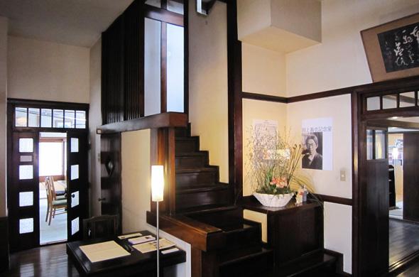 田上義也記念室 / 坂牛邸