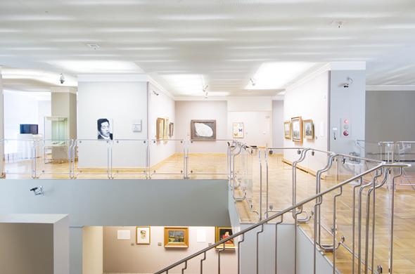北海道立三岸好太郎美術館