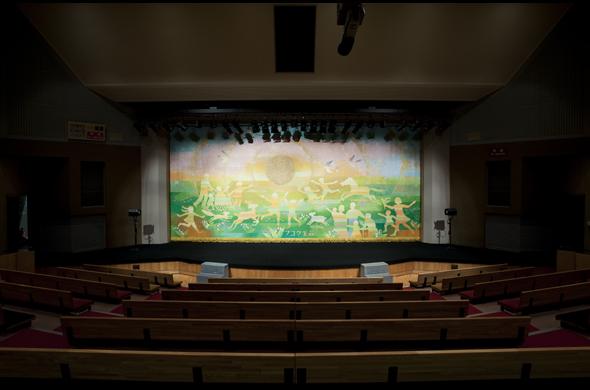 札幌市こどもの劇場 やまびこ座